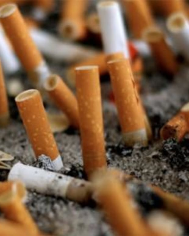 California Should Raise The Smoking Age To 21 Promo Image
