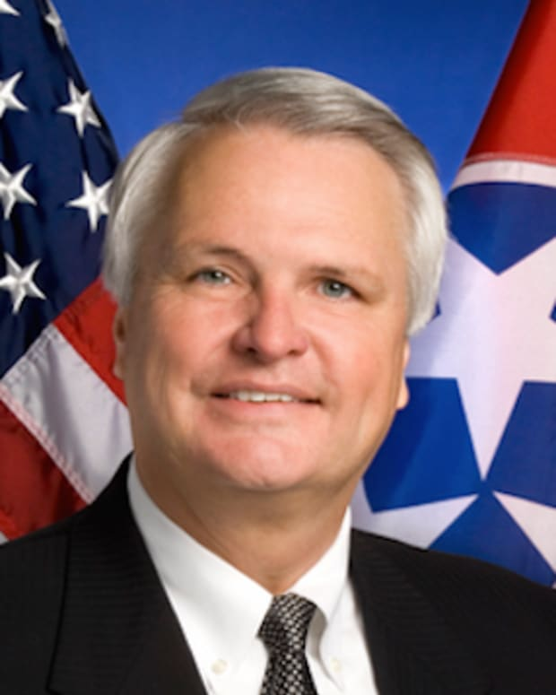 Tennessee Lt. Gov Ron Ramsey