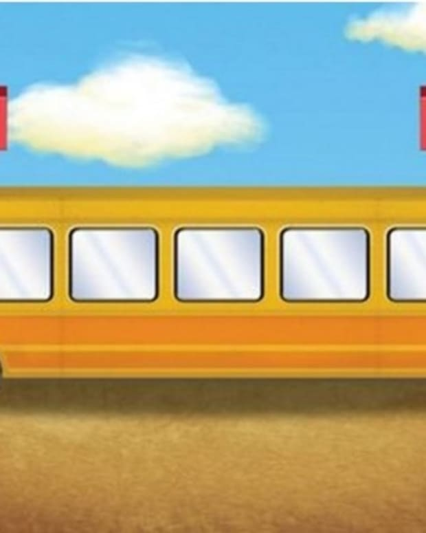 A Brainteaser Featuring A Bus With Identical Windows
