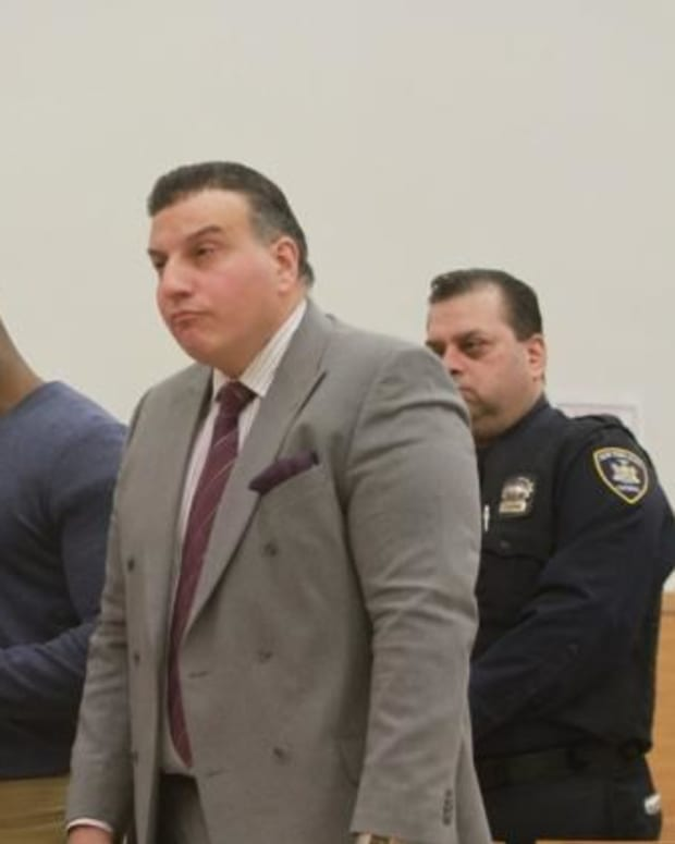 NY Man Gets 30 Years For Beating Pregnant Ex-Girlfriend Promo Image