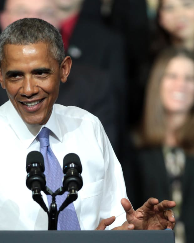 Survey Finds Democrats Would Favor A Third Obama Term Promo Image