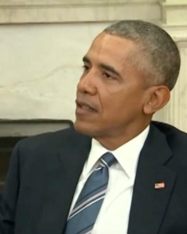 Obama On SCOTUS Nomination: Senate Must Do Its Job (Video) Promo Image