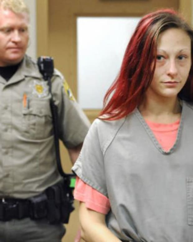 Woman Sentenced In Toddler Son's Meth-Induced Death  Promo Image