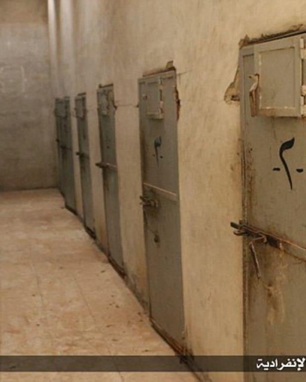 Tadmor Prison.
