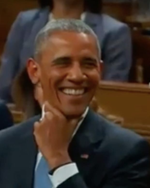 Canadian Parliament: 'Four More Years' For Obama (Video) Promo Image