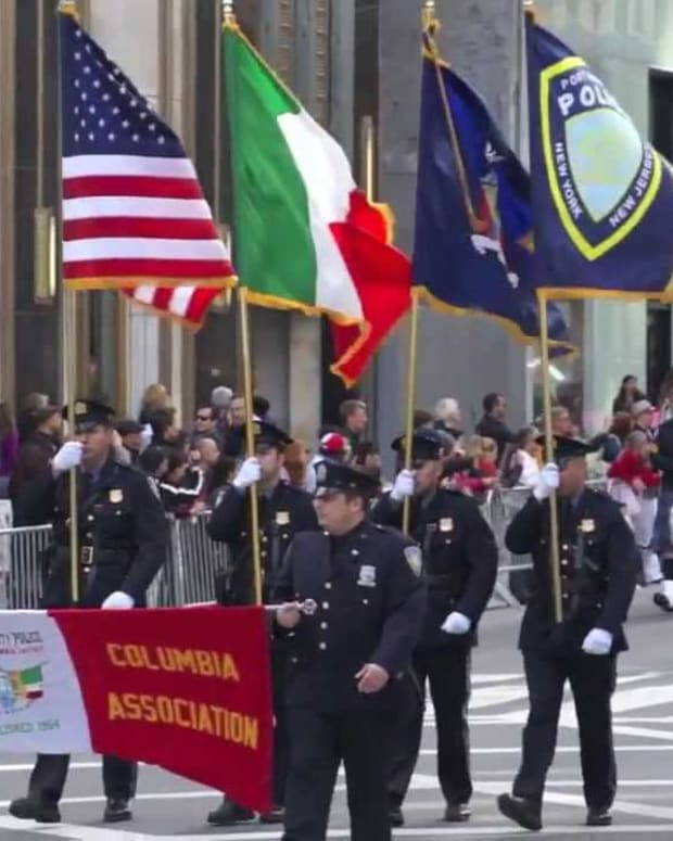 2013 Columbus Day Parade in New York City