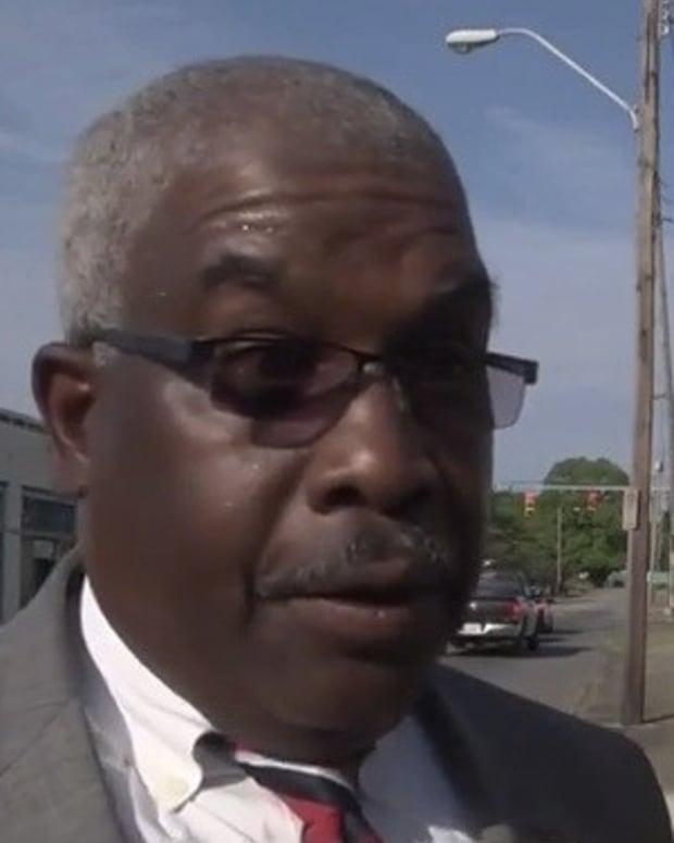 Reverend Posts Black-On-Black Crime Sign (Video) Promo Image