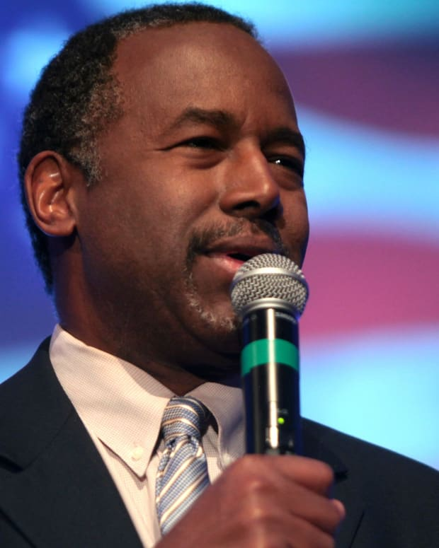 Ben Carson Endorses Donald Trump (Video) Promo Image