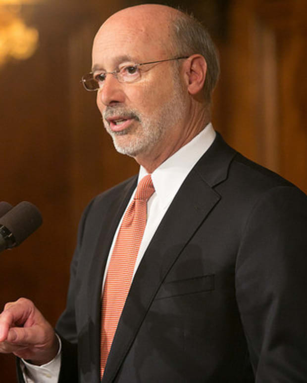 Pennsylvania Governor Makes LGBT Discrimination Illegal Promo Image