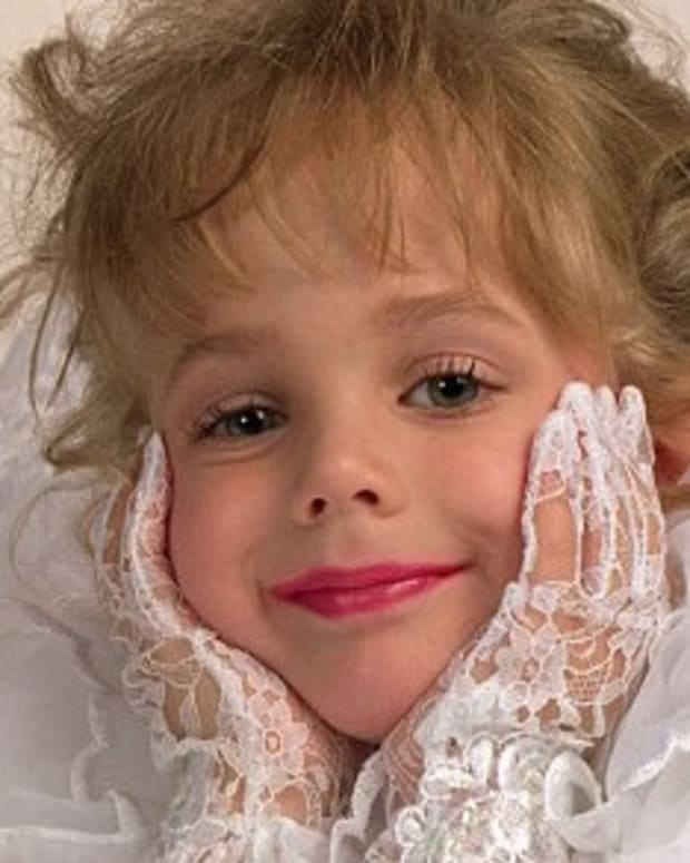 Investigator Claims To Know JonBenet Ramsey's Killer Promo Image