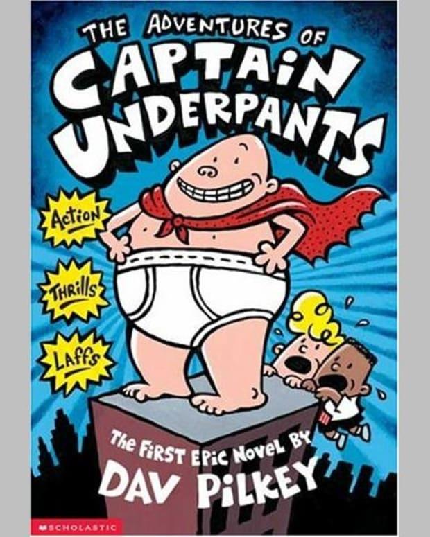 Captain Underpants.