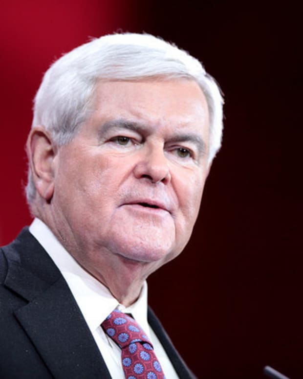 Gingrich: Polls Are Biased Against Trump Promo Image