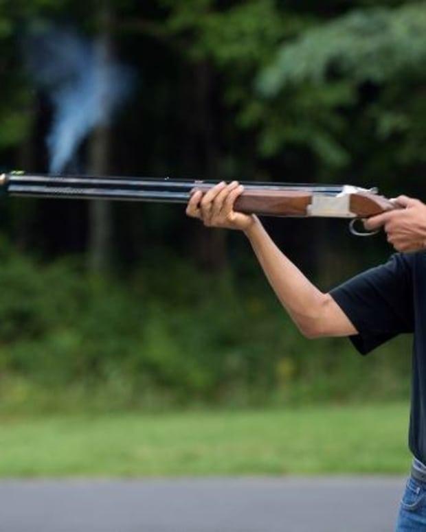 'Just Not True': Obama Denies He Wants To Take Away Guns Promo Image