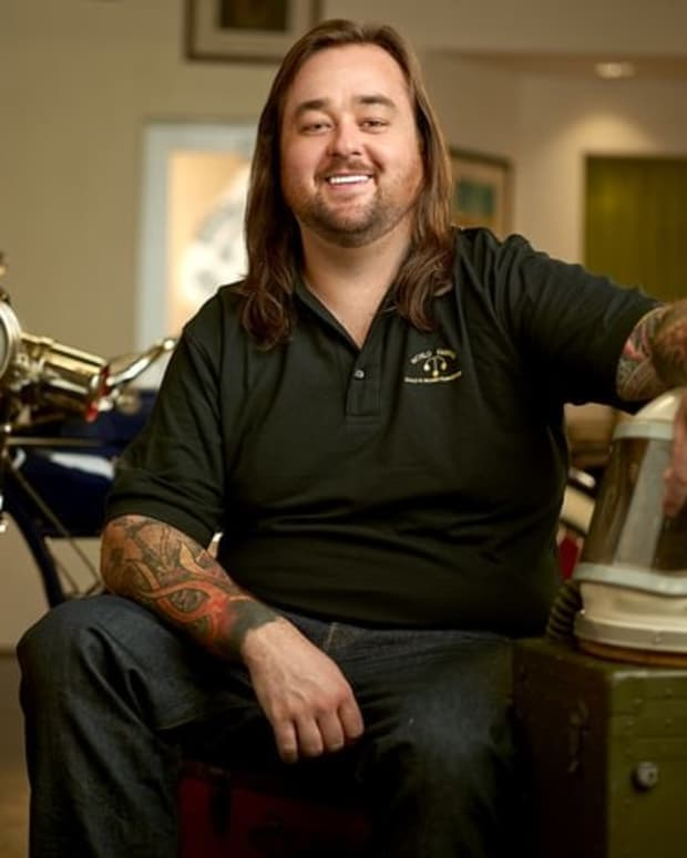 Chumlee of 'Pawn Stars' Arrested On Meth, Gun Charges Promo Image