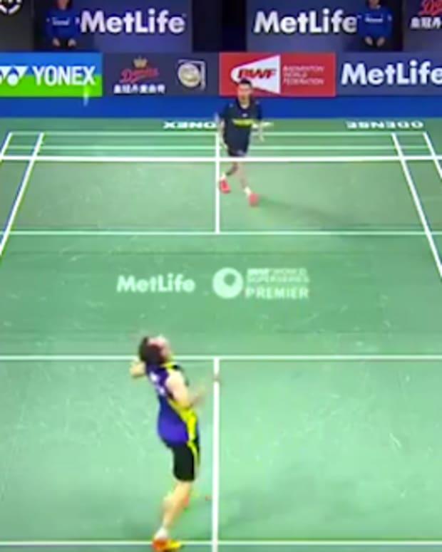 Badminton Denmark Open
