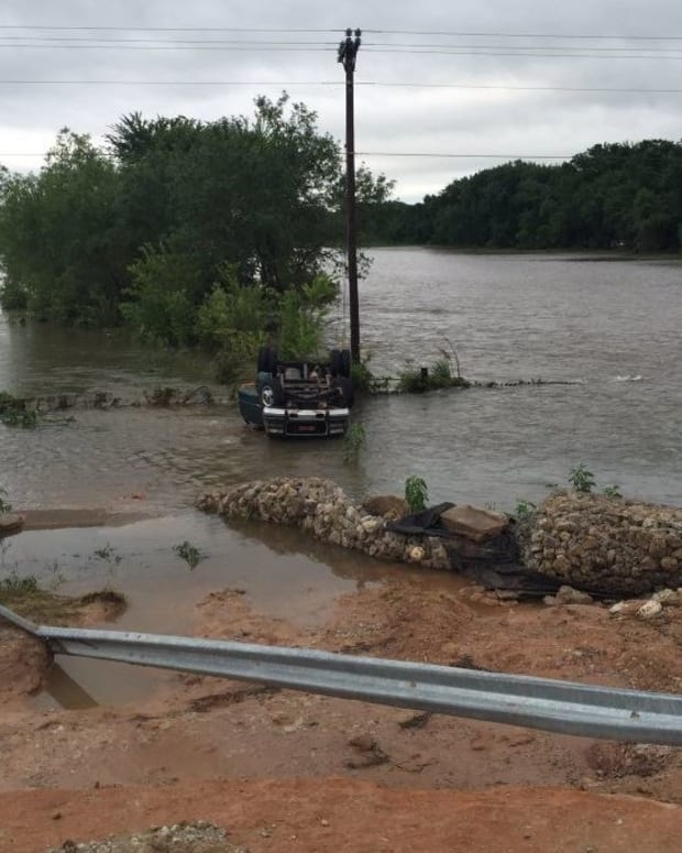 Man Posts Flood Photo And Is Later Found Dead (Photo) Promo Image