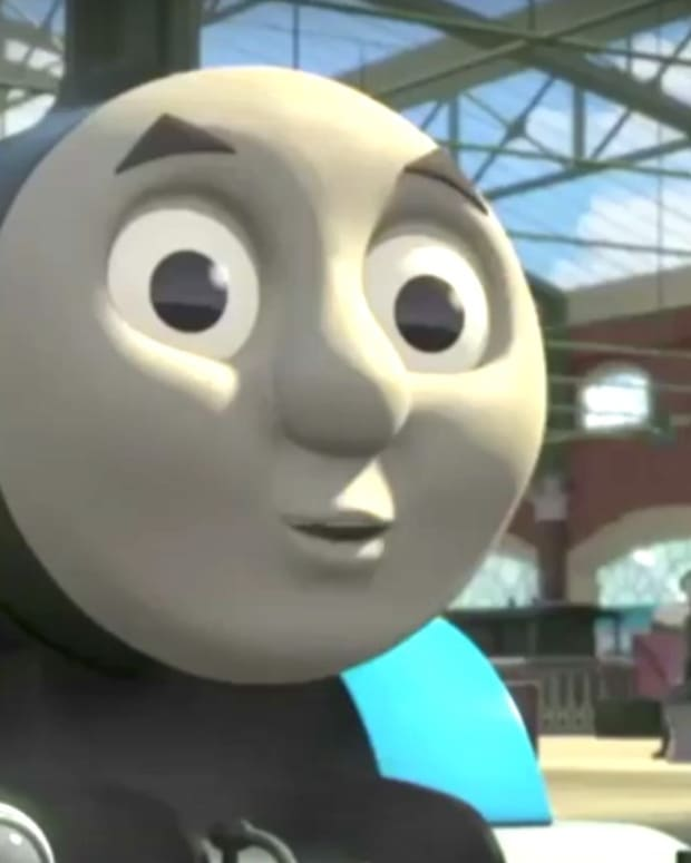 'Thomas The Tank Engine' Accused Of Racism (Video) Promo Image
