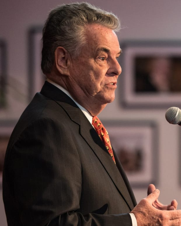 Republican Rep. Peter King of New York