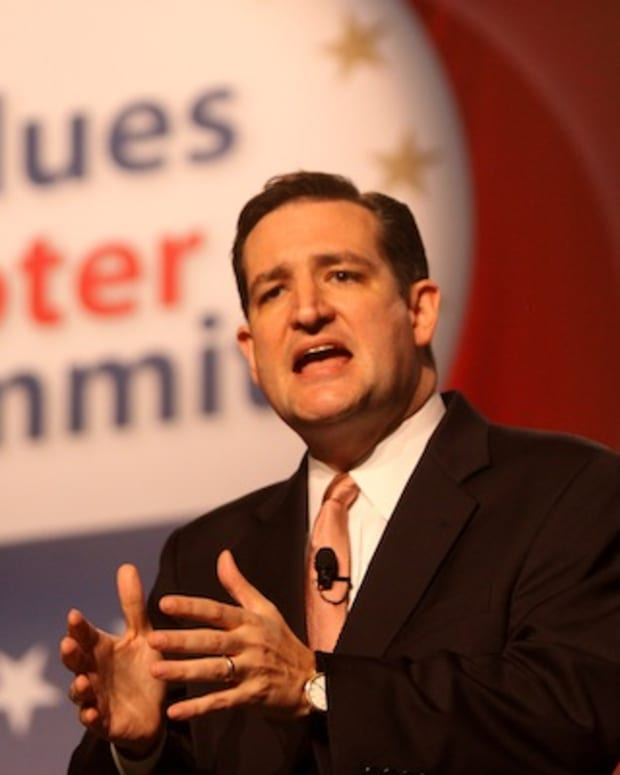 ted cruz in 2011