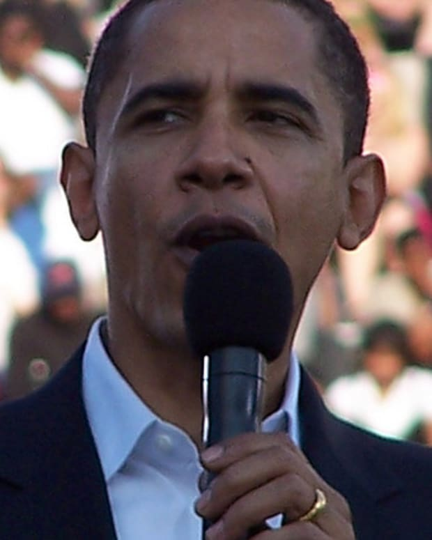 president obama during a speech