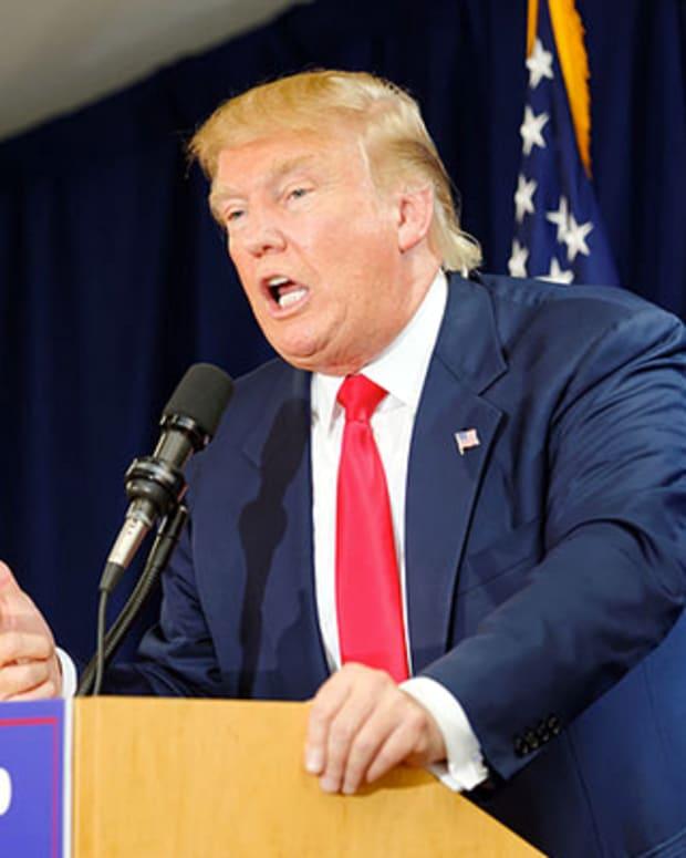 Donald Trump On Marco Rubio