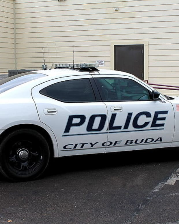 Business Donates 'In God We Trust' Decals To Police Promo Image