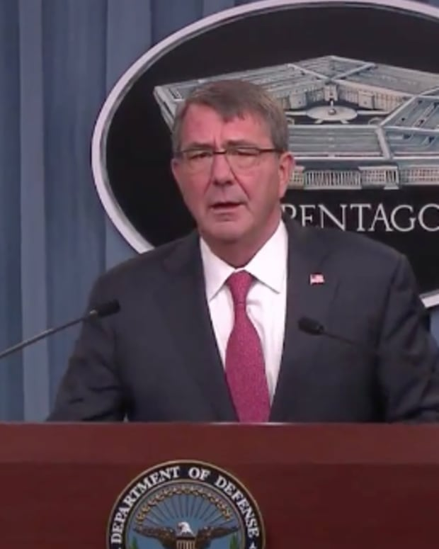 Defense Secretary Ashton Carter