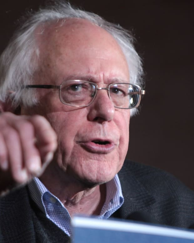 Sanders On Orlando: Blame The Shooter, Not Islam Promo Image