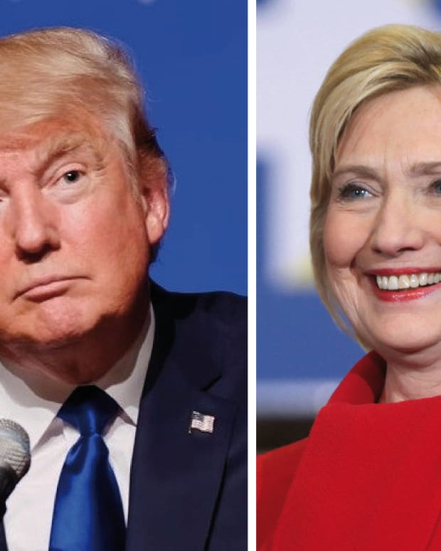 Trump, Hillary Will Have Minor Impact On Their Parties Promo Image