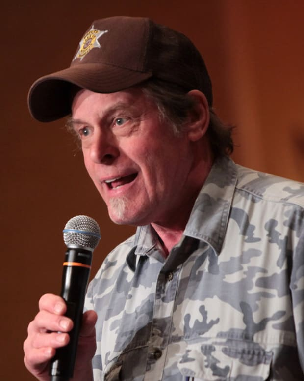 Ted Nugent's Facebook Post Sparks Controversy Promo Image