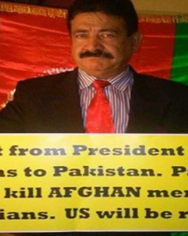 Orlando Shooter's Dad Running for Afghanistan President? Promo Image