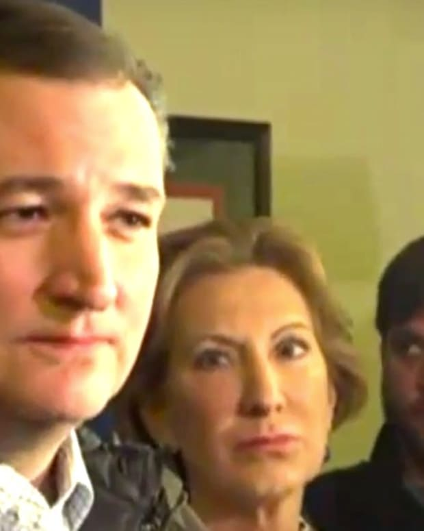 Cruz Calls Trump A 'Pathological Liar' (Video) Promo Image