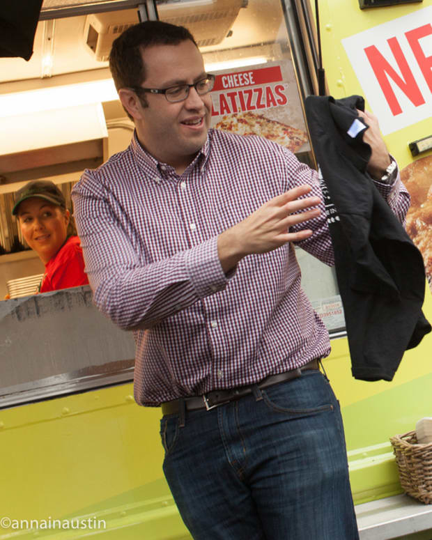 jared fogle at sxsw