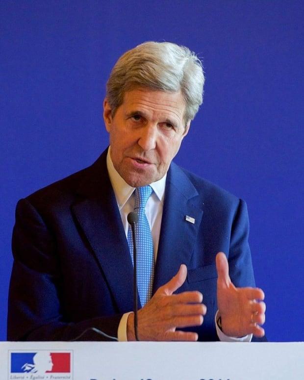 John Kerry: Anti-Muslim Rhetoric Is 'An Embarrassment' Promo Image