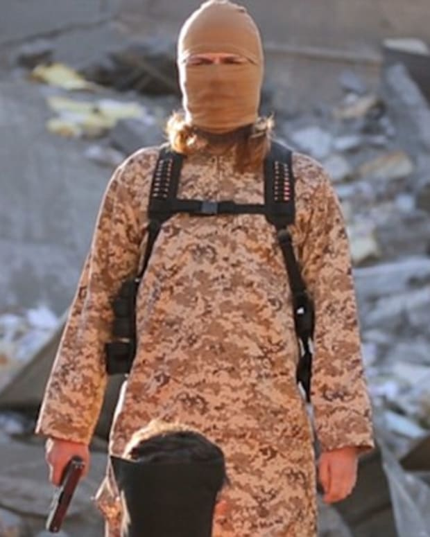 French-speaking ISIS Militant