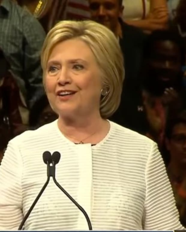 Highlights: Hillary Clinton's Victory Speech (Video) Promo Image
