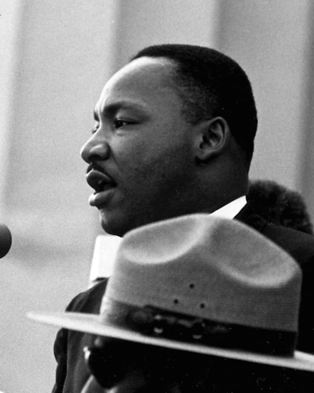 Martin Luther King, Jr. To Be Honored On Back Of $5 Bill Promo Image