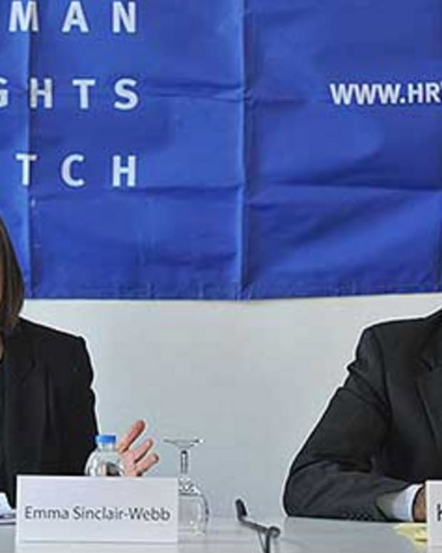 Human Rights Watch Criticized Turkey's Record
