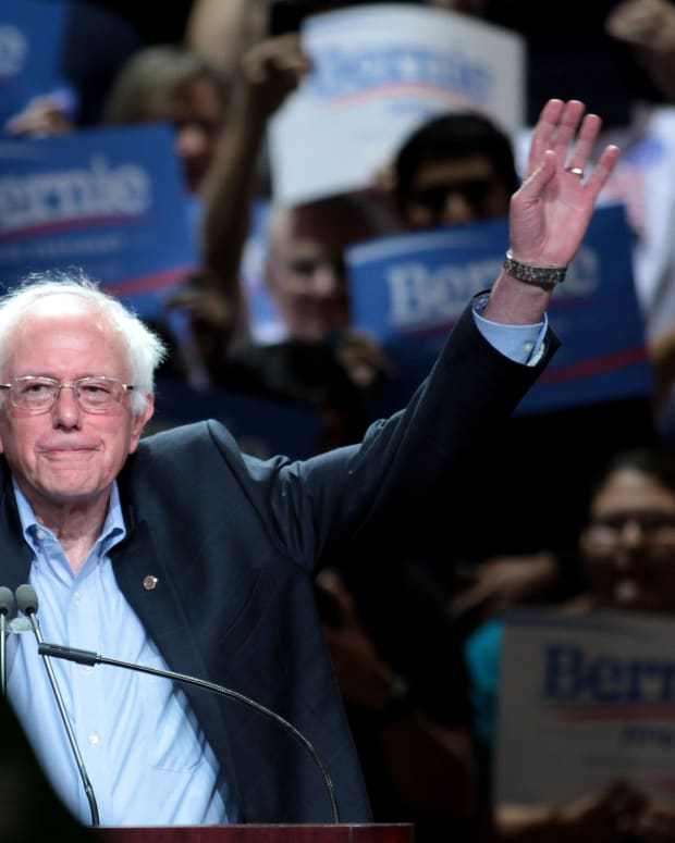 Why Sanders' Michigan Win Doesn't Change Things Promo Image