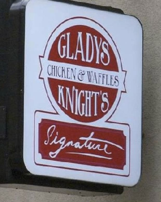 Gladys Knight's Chicken And Waffles Restaurants Raided Promo Image