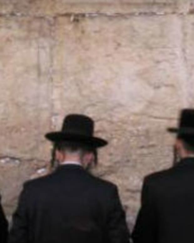 Report: Israelis Self-Segregate By Religion Promo Image