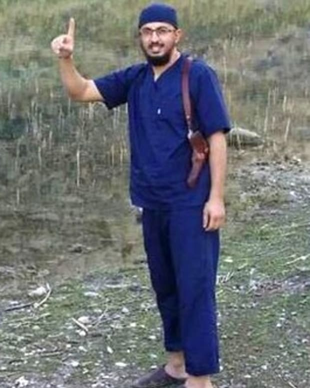 Report: Doctor Left Britain To Join ISIS In Syria Promo Image