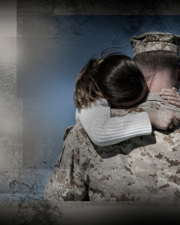 Mother Of Veteran Son Who Commited Suicide Speaks Out Promo Image