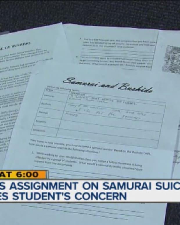 samurai assignment