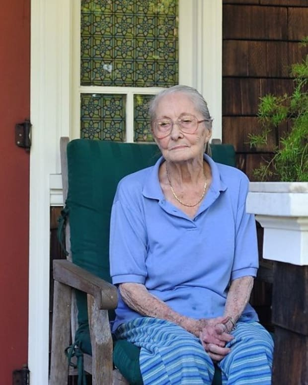 97-Year-Old Woman Dies While Fighting Eviction Promo Image