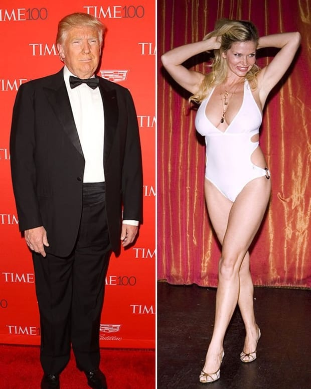 Trump Calls Model 'Third Rate Hooker' Promo Image