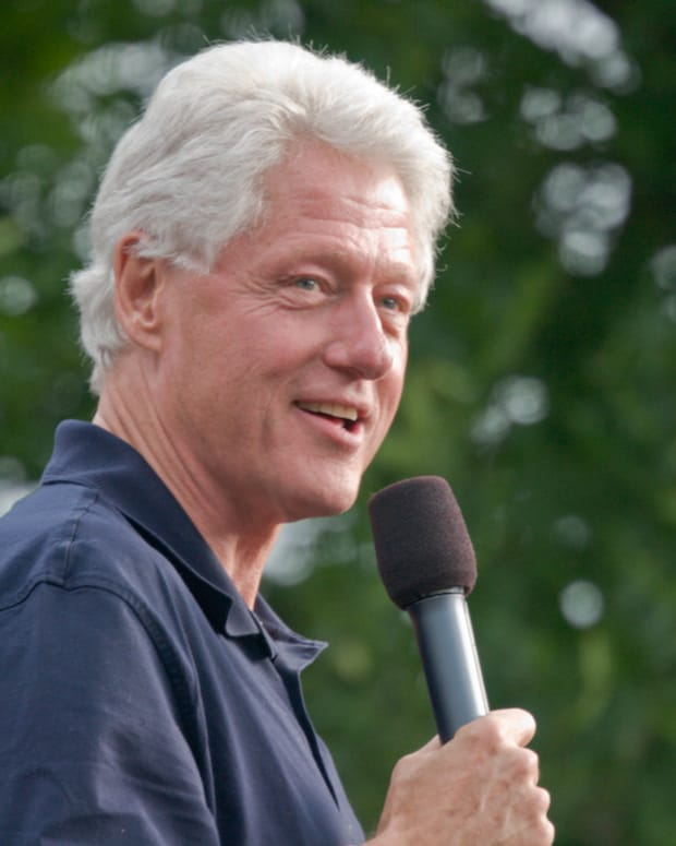 Bill Clinton Shouldn't Be Punished For Voting Behavior Promo Image