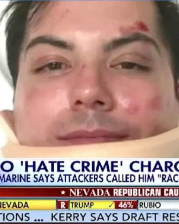 Marine Alleges Attack By Teenagers Racially Motivated Promo Image