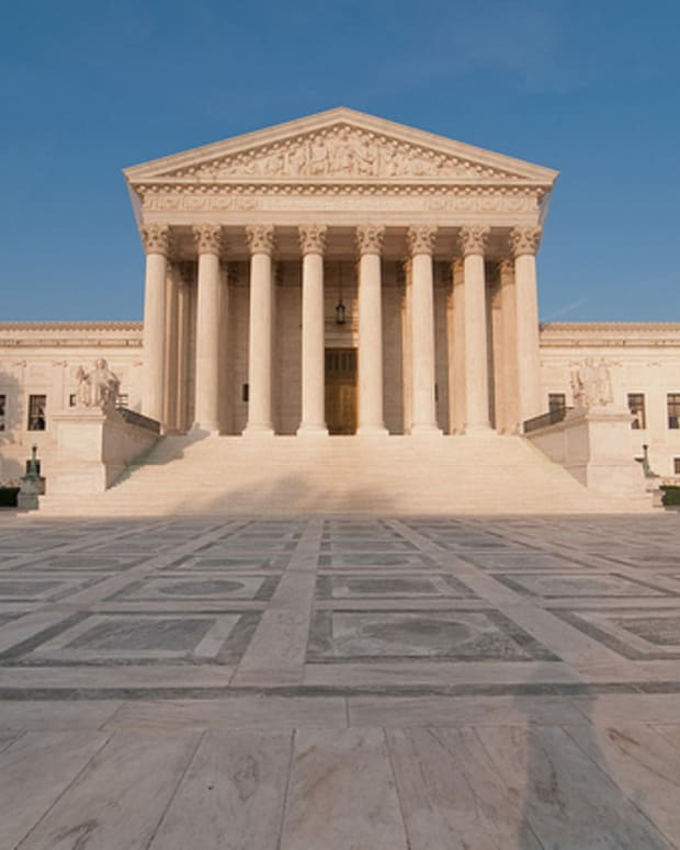U.S. Supreme Court in Washington D.C.