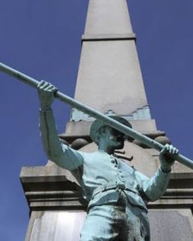 120-Year-Old Kentucky Confederate Statue To Be Removed Promo Image